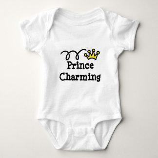 Prince charming baby shirt for boys