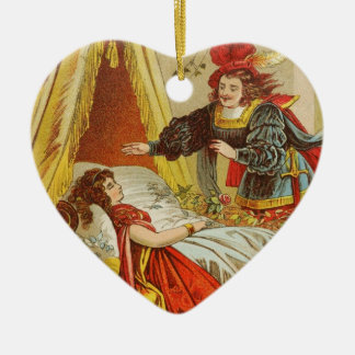 Prince Charming Christmas Ornament