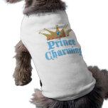 Prince Charming Dog T Shirt