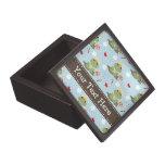 Prince Charming Frog Gift Box Premium Trinket Boxes