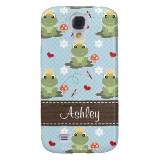Prince Charming Frog  Samsung Galaxy S4 Case