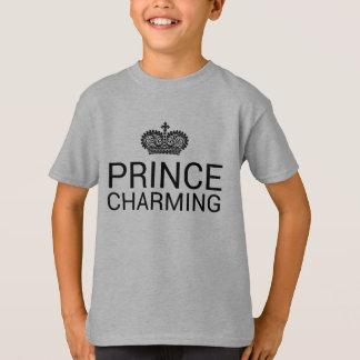 Prince Charming Gray T-Shirt