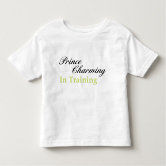 PRINCE CHARMING IN TRAINING Toddlers T-Shirt