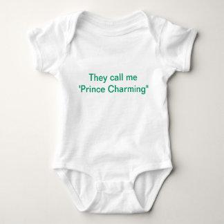 Prince Charming Infant Creeper