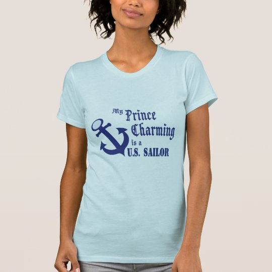 Prince Charming is a Sailor T-Shirt