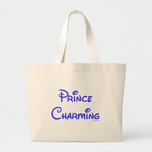Prince Charming Jumbo Tote Bag