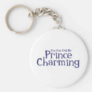 Prince Charming Keychains