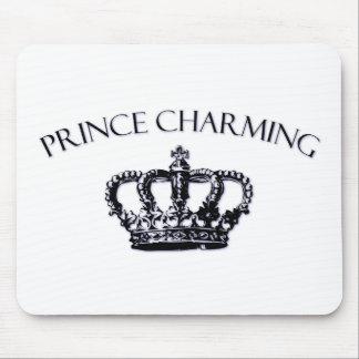 Prince Charming Mouse Pad