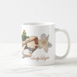 Prince Charming Classic White Coffee Mug