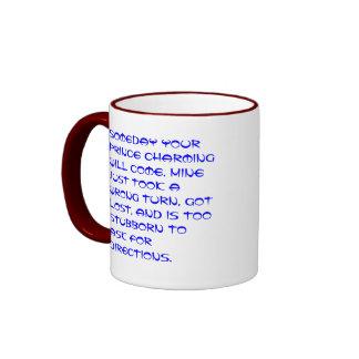 Prince charming ringer coffee mug
