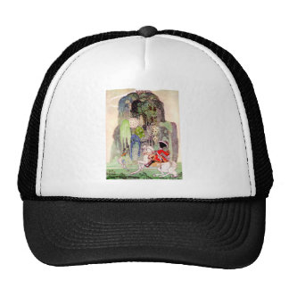 Prince Charming on his White Horse by Kay Neilsen Trucker Hat