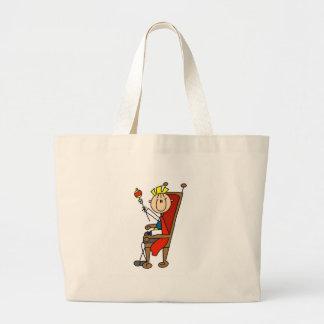 Prince Charming on Throne Tshirts and Gifts Bag