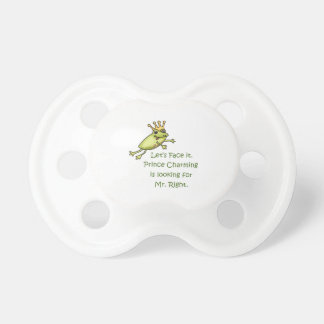 PRINCE CHARMING BooginHead PACIFIER