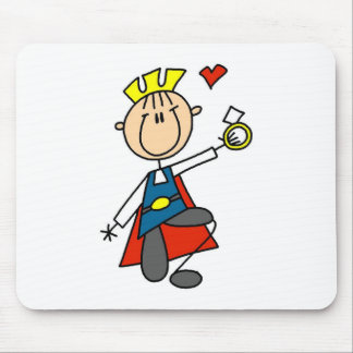 Prince Charming Proposes Marriage Mouse Pad