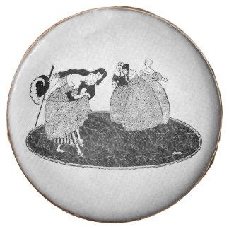 Prince Charming & Vintage Cinderella Cookies