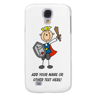 Prince Charming With Sword Galaxy S4 Cover