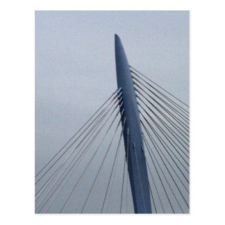 Prince Claus Bridge, Utrecht Postcard