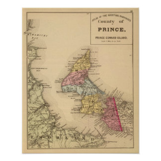 Prince Co, PEI Poster
