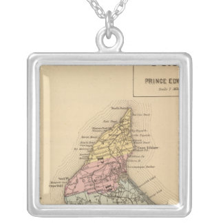 Prince Co, PEI Silver Plated Necklace