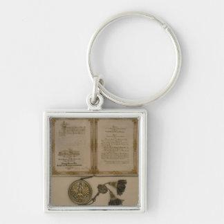 Prince Diploma Keychain