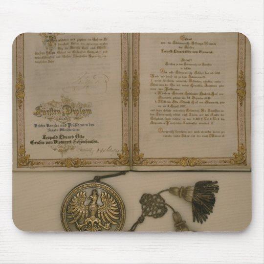 Prince Diploma Mouse Pad