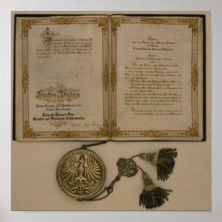 Prince Diploma Poster