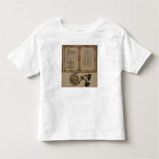 Prince Diploma Toddler T-shirt