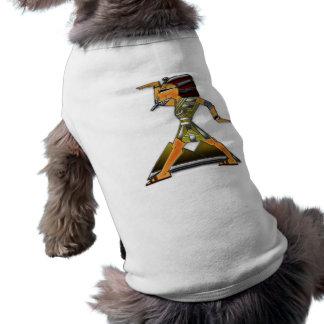 Prince Doing Funky Egyptian Dance Dog Tshirt