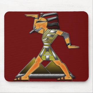 Prince Doing Funky Egyptian Dance Mouse Pad