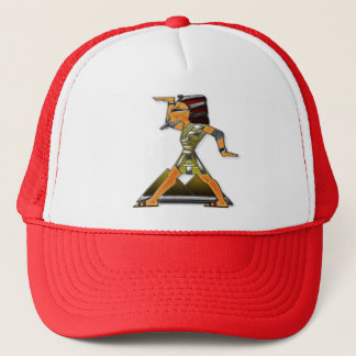 Prince Doing Funky Egyptian Dance Trucker Hat