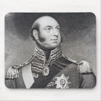 Prince Edward, Duke of Kent and Strathearn Mouse Pad