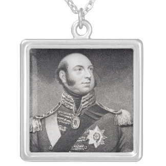 Prince Edward, Duke of Kent and Strathearn Silver Plated Necklace