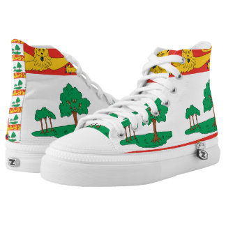 PRINCE EDWARD High-Top SNEAKERS