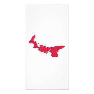 Prince Edward Island Canada Photo Card