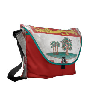 Prince Edward Island Courier Bag