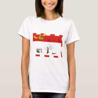 prince-edward-island-Flag T-Shirt