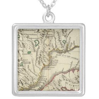 Prince Edward Island, New Brunswick Silver Plated Necklace