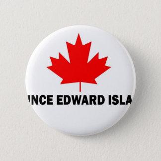Prince Edward Island Pinback Button