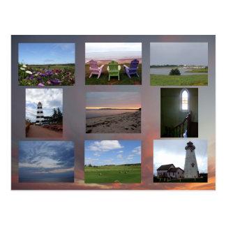 Prince Edward Island postcard
