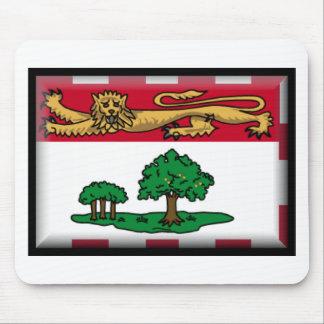 Prince Edward Islands (Canada) Flag Mouse Pad