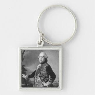 Prince Elector Frederic II of Hessen-Kassel Key Chains
