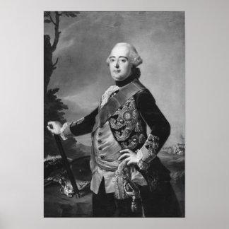 Prince Elector Frederic II of Hessen-Kassel Poster