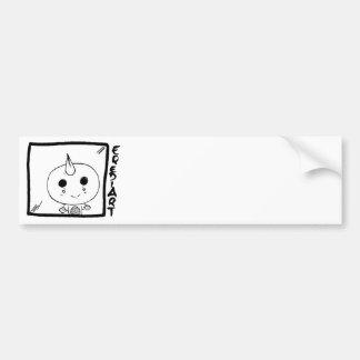 Prince Eredian Art Collection Bumper Sticker