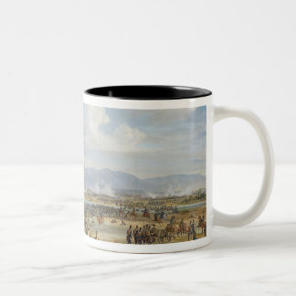 Prince Eugene de Beauharnais (1781-1824) at Ostrov Two-Tone Coffee Mug
