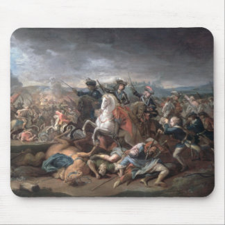Prince Eugene of Savoy  at the Siege of Mouse Pad