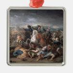 Prince Eugene of Savoy  at the Siege of Christmas Tree Ornaments