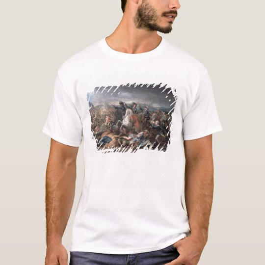 Prince Eugene of Savoy  at the Siege of T-Shirt
