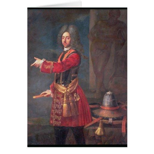 Prince Eugene of Savoy Greeting Cards