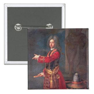 Prince Eugene of Savoy Pinback Button
