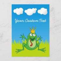"""Prince Frog 4.5"""" x 6.25"""""""
